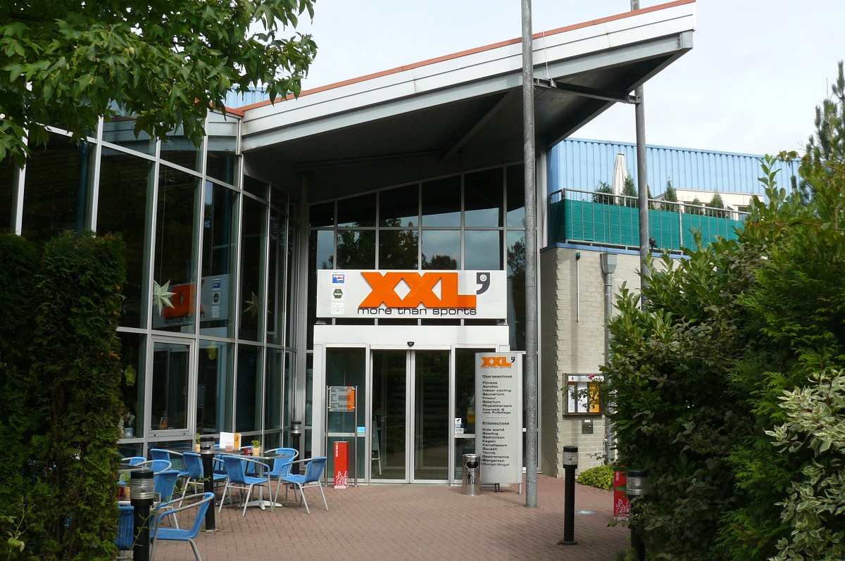 Tennishalle Duisburg